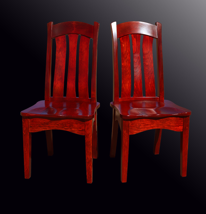 Chairs Red Pair 20150216 WEB